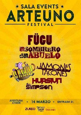 Concierto: ArteUno Festival en la Sala Events de Sevilla