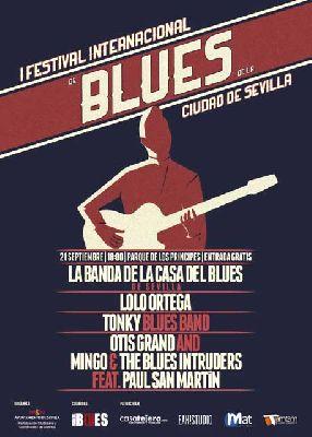 I Festival de Blues de la ciudad de Sevilla