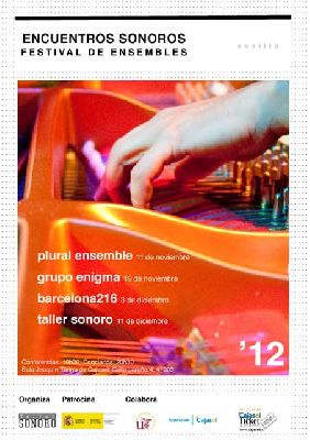 Festival de Ensembles Encuentros Sonoros 2012