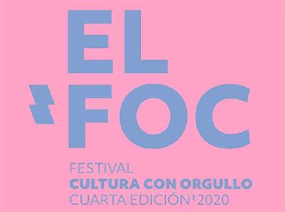 Cartel del IV Festival FOC Sevilla 2020