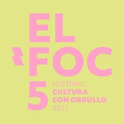 Cartel del V Festival FOC Sevilla 2021