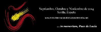 III Festival Internacional de Guitarra de Sevilla 2014
