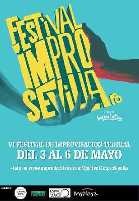 Teatro: VI Festival ImproSevilla 2018