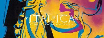 Cartel del Festival Internacional de Danza de Itálica 2019