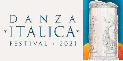 Cartel del Festival Internacional de Danza de Itálica 2021