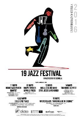 19º Festival de Jazz de la Universidad de Sevilla 2016