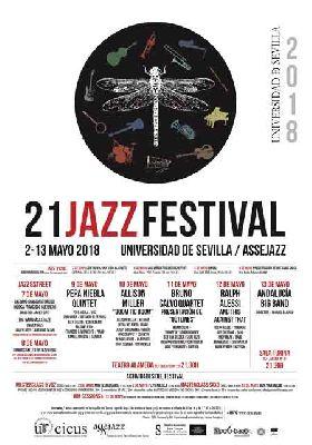 21º Festival de Jazz de la Universidad de Sevilla 2018