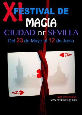 XI Festival Internacional de Magia Ciudad de Sevilla 2014