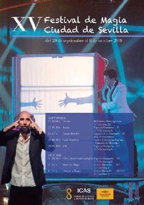 Festival Internacional de Magia Ciudad de Sevilla 2018