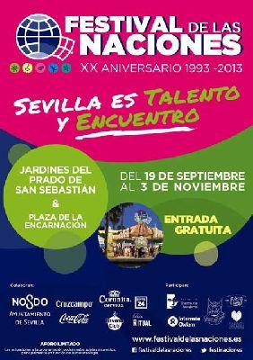 Festival de las Naciones de Sevilla 2013