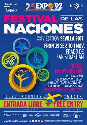 Festival de las Naciones de Sevilla 2017