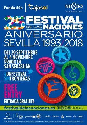 Festival de las Naciones de Sevilla 2018