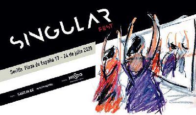 Festival Singular 2020 en Sevilla