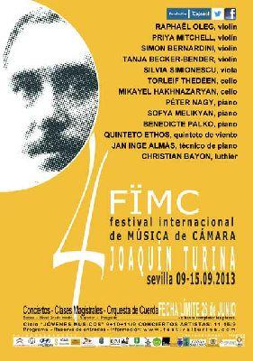 Micromecenazgo del Festival Internacional Joaquín Turina Sevilla