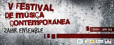 V Festival de Música Contemporánea Zahir Ensemble en Sevilla