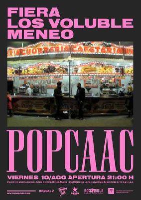 Concierto: Fiera, Los voluble y Meneo en Pop CAAC Sevilla 2018