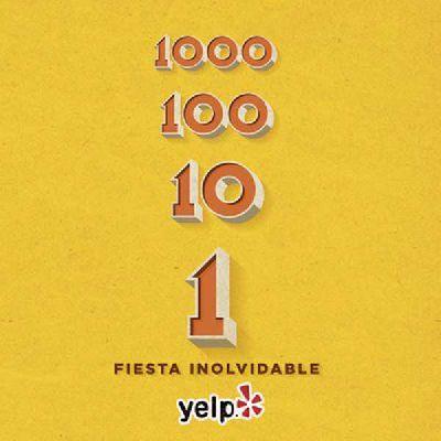 Fiesta Élite de Yelp en Sevilla