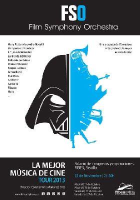 Concierto: Film Symphony Orchestra en Fibes Sevilla