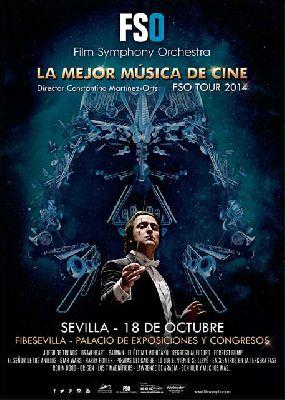 Concierto: Film Symphony Orchestra en Fibes Sevilla (2014)