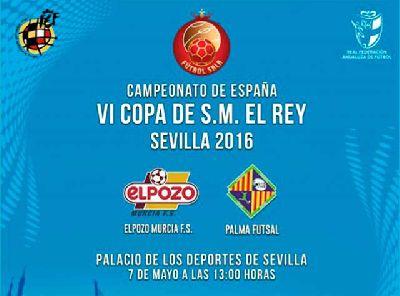 Final de la Copa del Rey de fútbol sala 2016 en Sevilla
