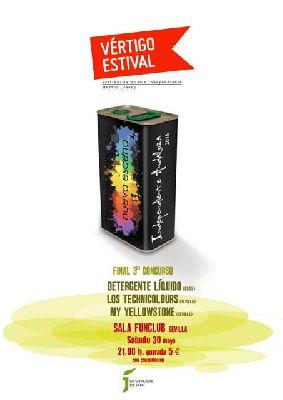 Concierto: Final NEIA 2015 en FunClub Sevilla