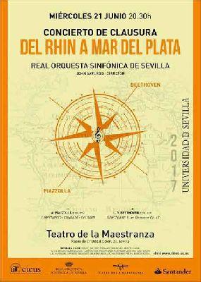 Concierto: Del Rhin a Mar del Plata en el Teatro de la Maestranza de Sevilla