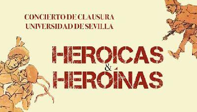 Concierto: Heroicas y heroínas en el Teatro de la Maestranza de Sevilla