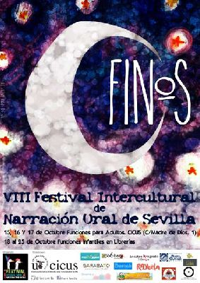 VIII Festival Intercultural de Narración Oral de Sevilla FINOS 2015