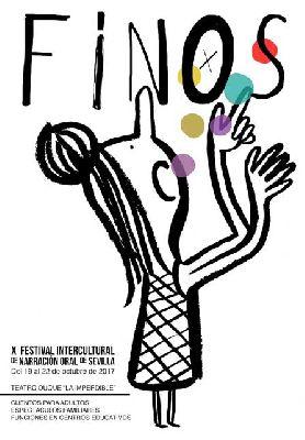 X Festival Intercultural de Narración Oral de Sevilla FINOS 2017