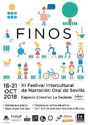 XI Festival Intercultural de Narración Oral de Sevilla FINOS 2018
