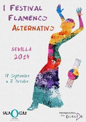 I Festival Flamenco Alternativo en Sala Cero Sevilla