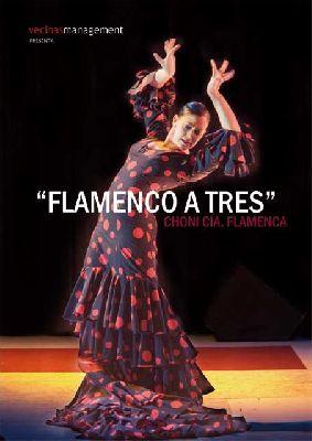 Flamenco: Flamenco a tres en 21 Grados 2015 del CICUS Sevilla
