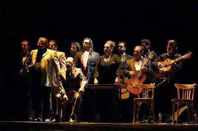 Flamenco: Boboterías en el Teatro Lope de Vega de Sevilla