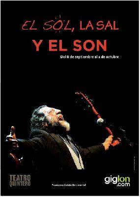Flamenco: El sol, la sal y el son en el Teatro Quintero de Sevilla