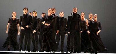 Flamenco: Flamencolorquiano en el Teatro Central de Sevilla