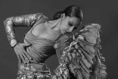 Flamenco: Luisa Palicio en 21 Grados 2015 del CICUS Sevilla