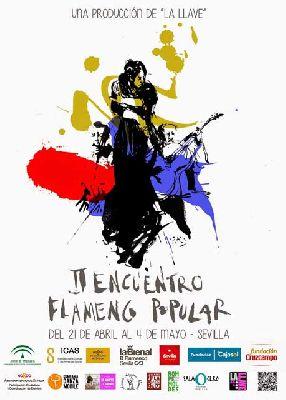 II Encuentro Flamenco Popular en Sevilla