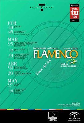 Flamenco Viene del Sur 2013 en el Teatro Central de Sevilla
