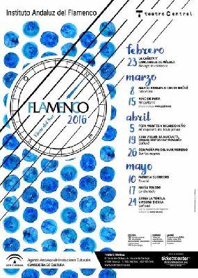 Flamenco Viene del Sur 2016 en el Teatro Central de Sevilla