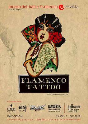Exposición: Flamenco Tattoo en el Museo Flamenco Cristina Hoyos de Sevilla