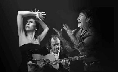 Flamenco: Triángulo de oro en el Teatro de la Maestranza de Sevilla