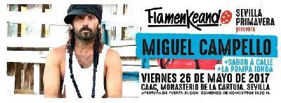 Concierto: Flamenkeando 2017 en el CAAC Sevilla
