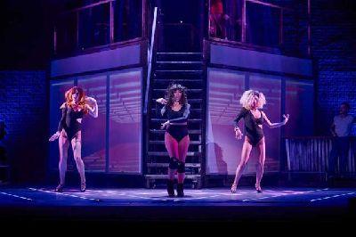 Fotografía promocional de Flashdance (el musical)