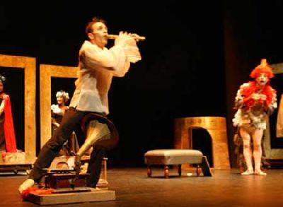 Teatro: La flauta mágica de La Tarasca en el Quintero Sevilla