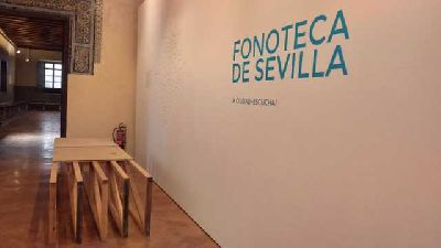 Foto de la Fonoteca de Sevilla
