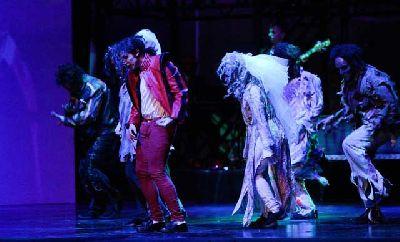 Espectáculo: Forever (King of Pop) en Fibes Sevilla 2018