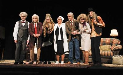 Teatro: 'Forever Young' en el Lope de Vega de Sevilla