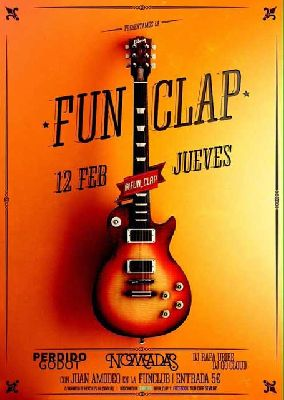 Fun Clap Fiesta Universitaria en FunClub Sevilla