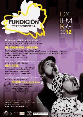 Teatro: programación de La Fundición (diciembre 2012 y Navidad)