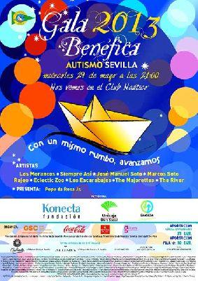 XIV Gala Benéfica de Autismo Sevilla 2013